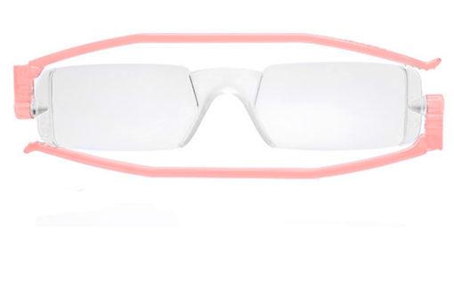 Очки для зрения розовые